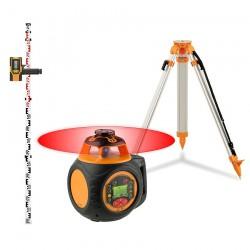 FL 550 H-G Pack Laser rotatif de chantier Geo Fennel