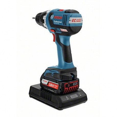 GSR 18 V-EC - Perceusse visseuse Bosch 18 V à Induction