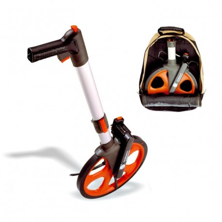 Odomètre léger Professionnal Nedo + sac de transport