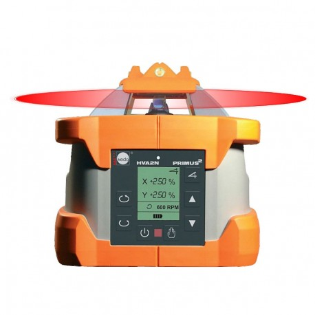 Laser rotatif Nedo PRIMUS2 HVA2N