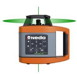 Laser rotatif Nedo SIRIUS1 HV green