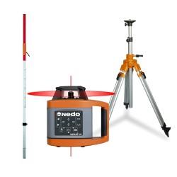 PACK Laser rotatif Nedo SIRIUS1 HV