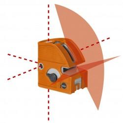 Laser ligne et point Nedo X-Liner5.2