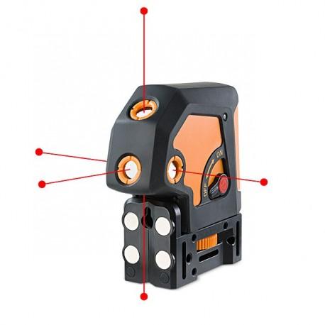 laser 5 points