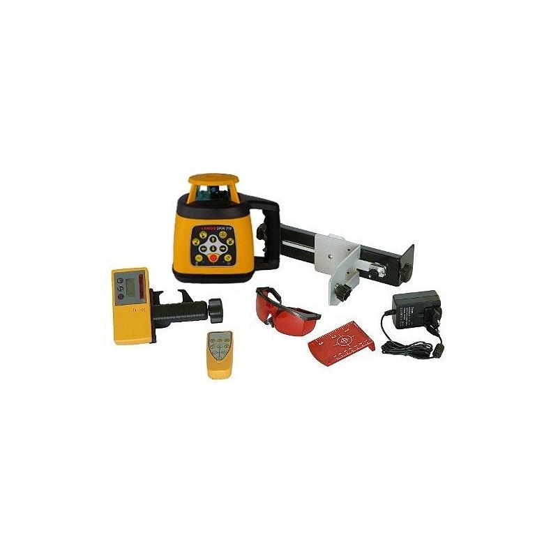 Laser rotatif de chantier lamigo spin 210 - Laser de chantier ...
