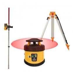 SPIN 205 Pack Laser rotatif Lamigo