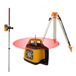 Lamigo SPIN 210 Pack Laser rotatif