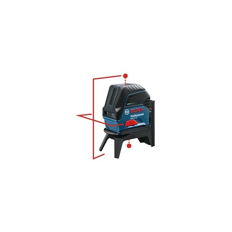 gcl 2 15 bosch niveau laser point ligne. Black Bedroom Furniture Sets. Home Design Ideas