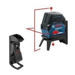 PACK GCL 2-15 Bosch - Niveau laser point et ligne + BM3