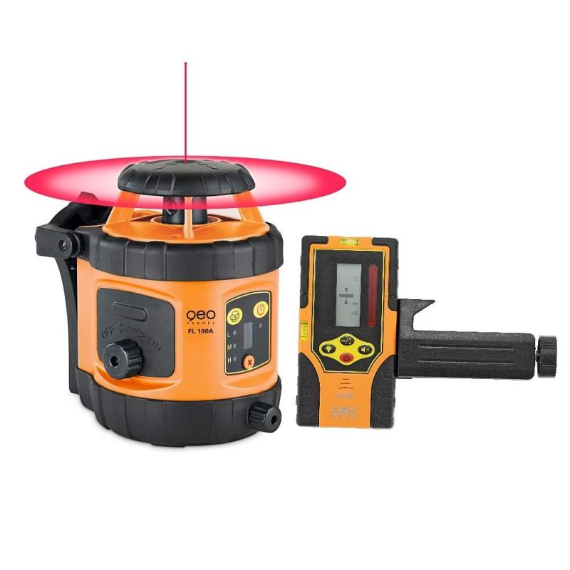 Fl 190a niveau laser rotatif automatique geo fennel - Niveau laser automatique rotatif ...