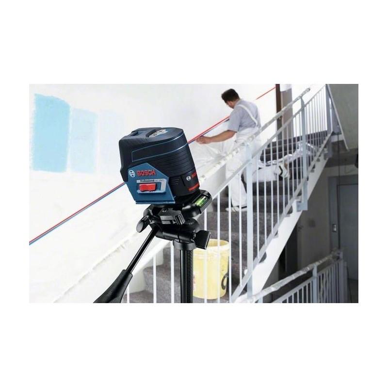 Niveau laser bosch gcl 2 50 c tr pied bt 150 for Trepied pour laser bosch