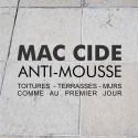 Anti Mousse Professionnel MAC CIDE
