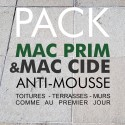Anti Mousse Professionnel MAC PRIM + MAC CIDE
