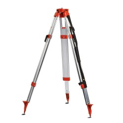 Trépied Builders' Tripod BT en aluminium de 1.47 m - filetage 5/8""