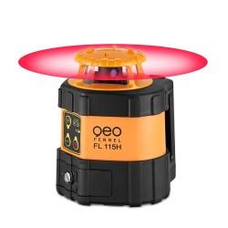 FL 115H Geo Fennel - Laser rotatif horizontal + pente