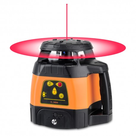 FL 245 HV laser rotatif Geo Fennel