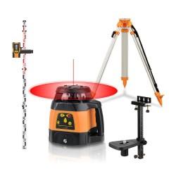 Pack FL 245HV laser rotatif Geo Fennel