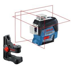 Pack GLL 3-80 C + BM 1 - Laser croix Bosch
