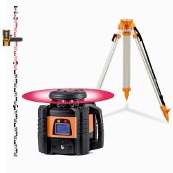 Pack FL 155H-G laser double pente Geo Fennel