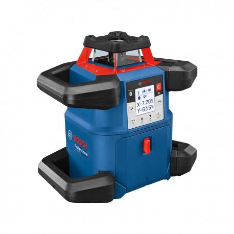 GRL 600 CHV Bosch laser rotatif double pente de chantier