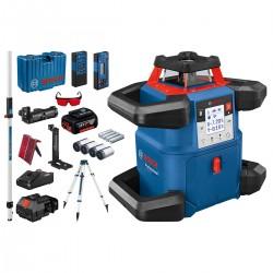 GRL 600 CHV Bosch - Pack niveau laser trépied + mire