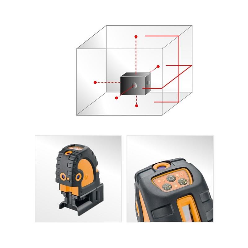 crosspointer5 sp niveau laser geo fennel. Black Bedroom Furniture Sets. Home Design Ideas