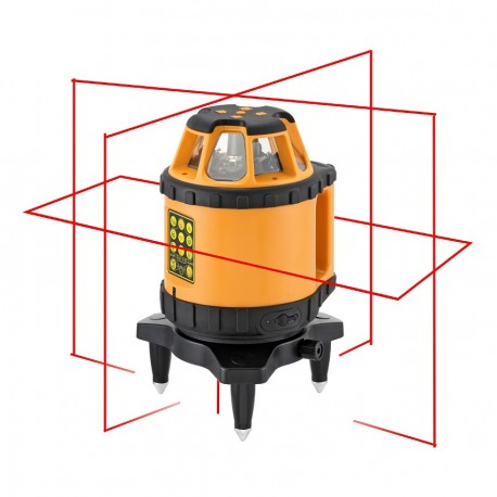 FL 1000 Niveau laser rotatif et ligne + cellule Geo Fennel