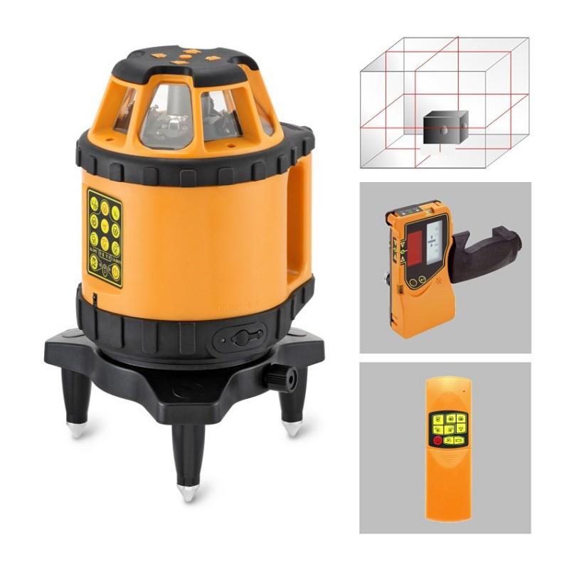 9fce2e05945fa ... FL 1000 Niveau laser rotatif et ligne + cellule Geo Fennel ...