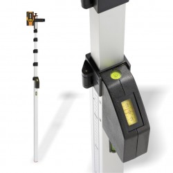 EasyFix 5 m canne mesureuse + adaptateur Geo Fennel