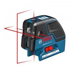GCL 25 - laser croix Bosch