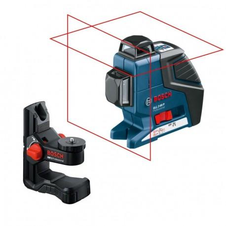 GLL 2-80 P + BM 1 - Laser croix Bosch