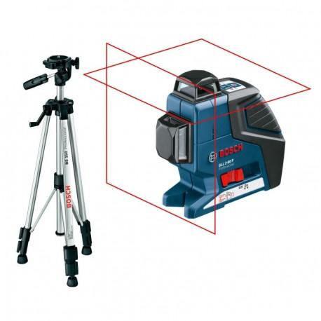 GLL 2-80 P + BS 150 - Laser croix Bosch
