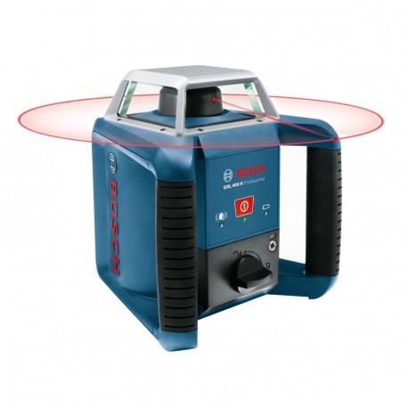 laser rotatif bosch grl 400 h. Black Bedroom Furniture Sets. Home Design Ideas