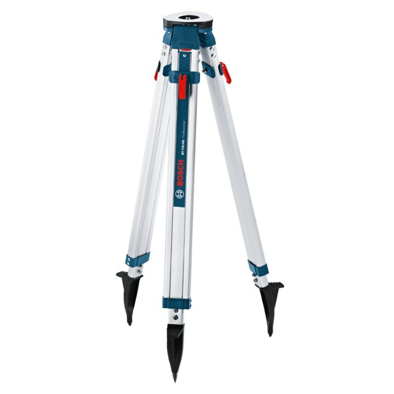 Tr pied aluminium bosch bt 170 hd for Trepied pour laser bosch