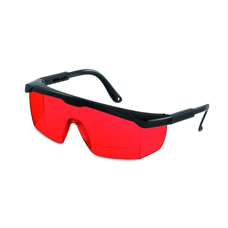 lunettes de vis e lasers rouges geo fennel. Black Bedroom Furniture Sets. Home Design Ideas