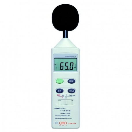 FSM 130+ Sonomètre GeoFennel