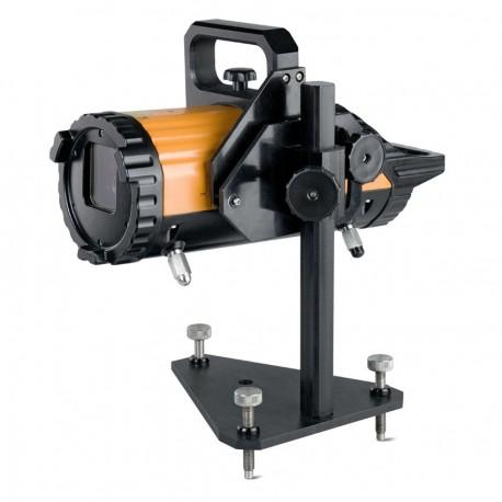 support universel pour laser de canalisation geo fennel. Black Bedroom Furniture Sets. Home Design Ideas