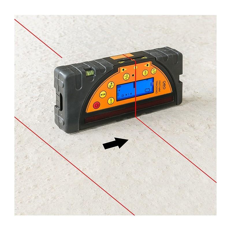 fl 275hv tracking geo fennel niveau laser rotatif. Black Bedroom Furniture Sets. Home Design Ideas