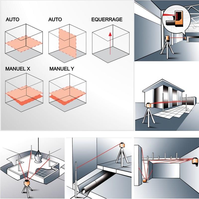 fl 265hv geo fennel niveau laser pro. Black Bedroom Furniture Sets. Home Design Ideas
