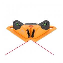 Square Liner II Geo Fennel laser carreleur