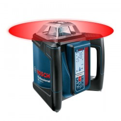 GRL 500 H Bosch - Niveau laser de chantier + LR 50