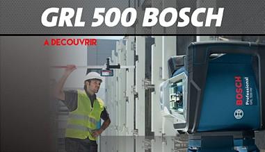 GRL 500 Bosch