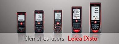 télémètre laser Disto Leica